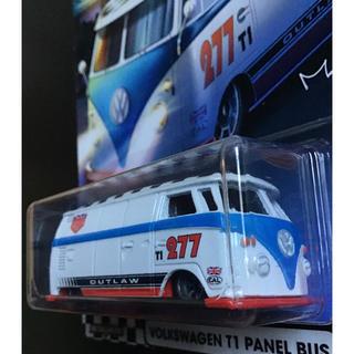 フォルクスワーゲン(Volkswagen)のホットウィール T1 VW ブールバード マグナス ウォーカー パネル バス(ミニカー)