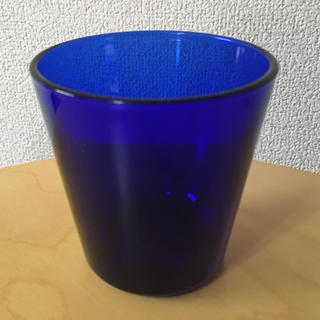 イッタラ(iittala)のイッタラ カルティオ タンブラー コバルトブルー(グラス/カップ)