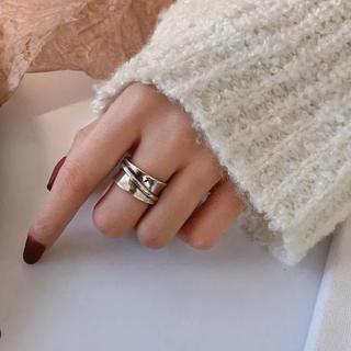 ザラ(ZARA)の高品質シルバーリングs925(リング(指輪))