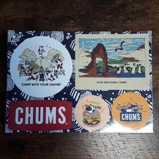 チャムス(CHUMS)のCHUMS ステッカー(登山用品)
