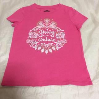 Juicy Couture - 1回着☆JUICY COUTURE KIDS半袖Tシャツジューシークチュール