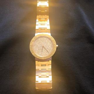 ブルガリ(BVLGARI)のBVLGARI ブルガリ 時計 メンズ 金無垢 ダイヤ 18金(腕時計(アナログ))