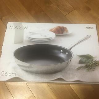 マイヤー(MEYER)の MEYER マキシム エスエス フライパン 26cm(鍋/フライパン)