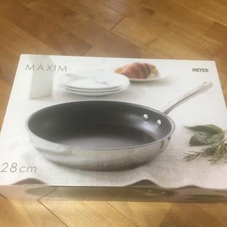 マイヤー(MEYER)のMEYER マキシム エスエス フライパン 28cm(鍋/フライパン)