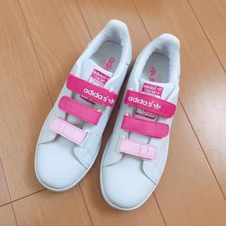 アディダス(adidas)の新品*アディダス*スタンスミス ベルクロ(スニーカー)