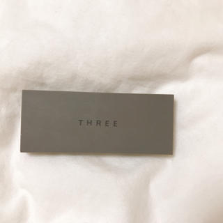 スリー(THREE)の[THREE]プレスド アイブラウ デュオ02(パウダーアイブロウ)