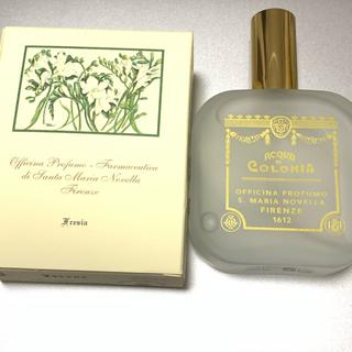 サンタマリアノヴェッラ(Santa Maria Novella)のサンタマリアノヴェッラ オーデコロン フリージア(香水(女性用))