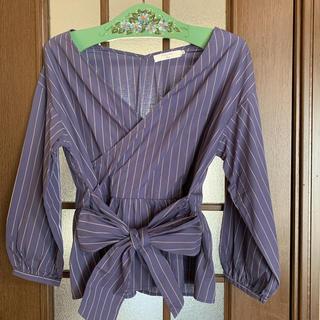 サマンサモスモス(SM2)のレディース カットソー(Tシャツ/カットソー(七分/長袖))
