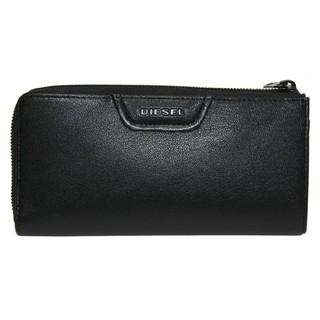 ディーゼル(DIESEL)のDIESEL ディーゼル 長財布 ブラック 黒(長財布)