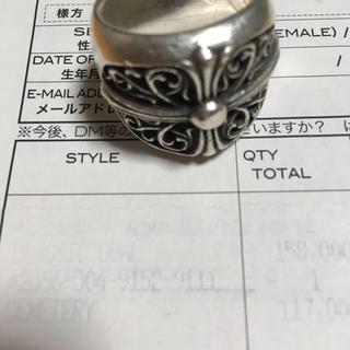 クロムハーツ(Chrome Hearts)のクロムハーツクラシックオーバルリング(リング(指輪))
