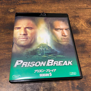 プリズン・ブレイク シーズン5<SEASONSブルーレイ・ボックス> Blu-r(TVドラマ)