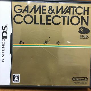 ニンテンドーDS(ニンテンドーDS)のGAME&WATCH COLLECTION 非売品(家庭用ゲームソフト)
