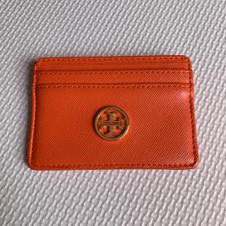 トリーバーチ(Tory Burch)のトリーバーチ 財布 カードケース 定期入れ(名刺入れ/定期入れ)