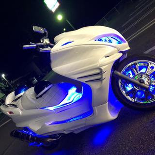 ヤマハ - ヤマハ 250cc マジェスティ