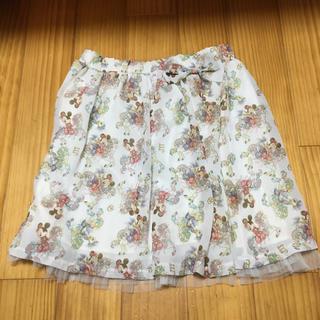 ディズニー(Disney)のスカート(ひざ丈スカート)