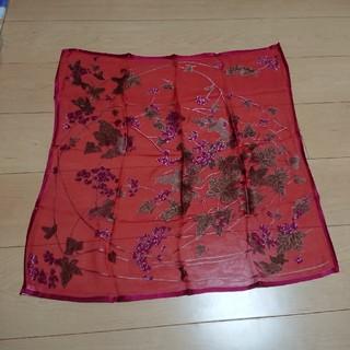 ニナリッチ(NINA RICCI)のNINA RICCI スカーフ(バンダナ)(バンダナ/スカーフ)