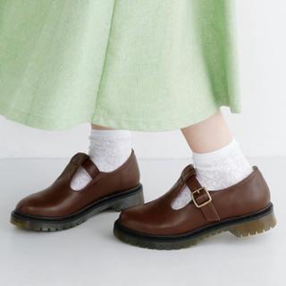 メルロー(merlot)のTストラップシューズ(ローファー/革靴)