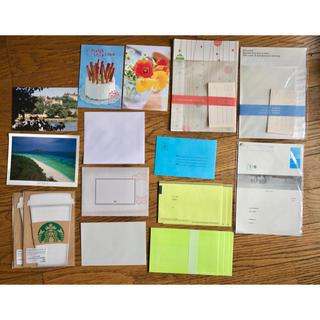 【まとめ売り】レターセット・ポストカード(カード/レター/ラッピング)
