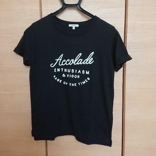 グローバルワーク(GLOBAL WORK)のGLOBAL WORK 半袖Tシャツ(M)(Tシャツ(半袖/袖なし))