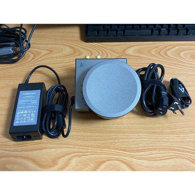 iriver(アイリバー)のAstell&Kern ACRO L1000 美品 スマホ/家電/カメラのオーディオ機器(アンプ)の商品写真