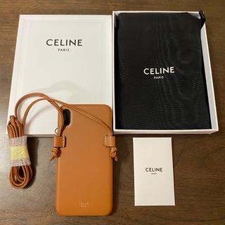 セリーヌ(celine)のCELINE iPhoneケース XS MAX  定価約64000円(iPhoneケース)