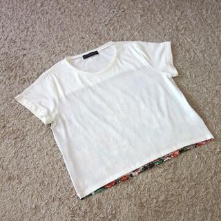 センスオブプレイスバイアーバンリサーチ(SENSE OF PLACE by URBAN RESEARCH)のSENSE OF PLACE by URBAN RESEARCH/Tシャツ(Tシャツ(半袖/袖なし))