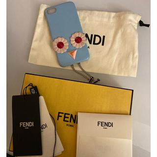 フェンディ(FENDI)のiPhone8 フェンディ  スマホケース(iPhoneケース)