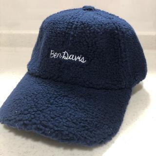 BEN DAVIS - 【新品未使用】BENDAVIS ベンデイビス ユニセックス ボアキャップ