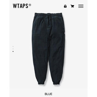 W)taps - 20ss wtaps フロック チェック パンツ