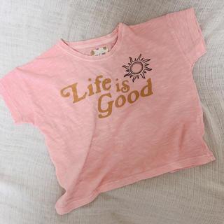 キャラメルベビー&チャイルド(Caramel baby&child )のillaconfetti Tシャツ 新品(Tシャツ)