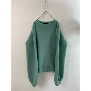 my beautiful landlet Knit セーター オーバーサイズ(ニット/セーター)
