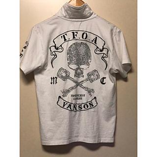 バンソン(VANSON)のバンソン クローズ×ワースト コラボ ポロシャツ 美品(Tシャツ/カットソー(半袖/袖なし))