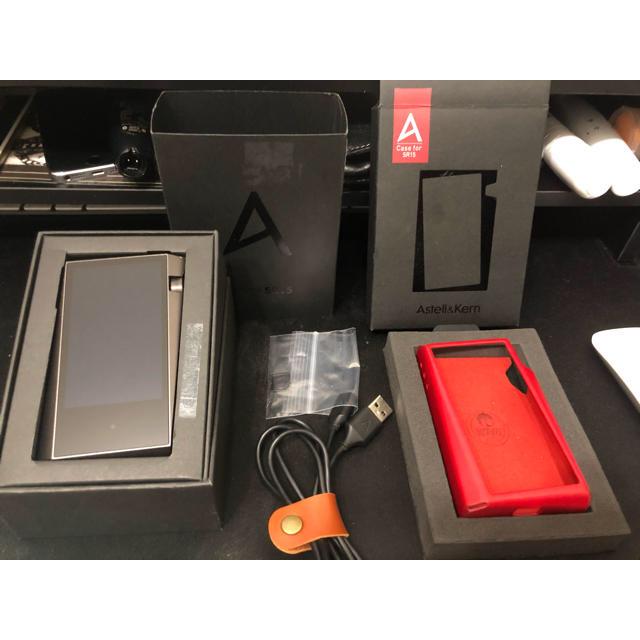 iriver(アイリバー)のAstell&Kern SR15 DAP スマホ/家電/カメラのオーディオ機器(ポータブルプレーヤー)の商品写真