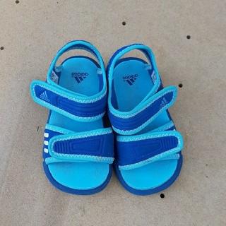 アディダス(adidas)の【adidas】ベビー サンダル 13cm(サンダル)
