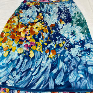 レオナール(LEONARD)のレオナール スカート(ひざ丈スカート)