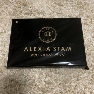 アリシアスタン(ALEXIA STAM)のJJ2019年6月号付録 ALEXIA STAM PVCショルダーバッグ(ポーチ)
