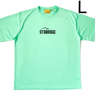 STABRIDGE GRIP SWANY QUICK DRY TEE L(Tシャツ/カットソー(半袖/袖なし))