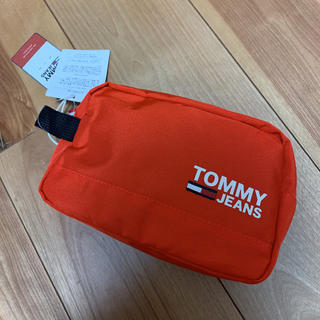 トミーヒルフィガー(TOMMY HILFIGER)のトミージーンズ ポーチ(ポーチ)