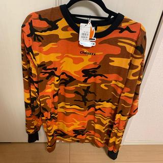 シュプリーム(Supreme)のchilaxxx ロンt 新品(Tシャツ(長袖/七分))
