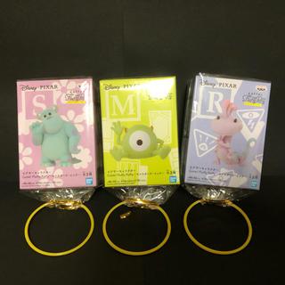 Fluffy Puffy モンスターズ・インク 全3種セット(アニメ/ゲーム)