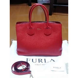 フルラ(Furla)のFURLAフルラアルバ新品未使用品(ショルダーバッグ)