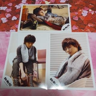 キスマイフットツー(Kis-My-Ft2)の藤ヶ谷太輔 公式写真 3枚(アイドルグッズ)