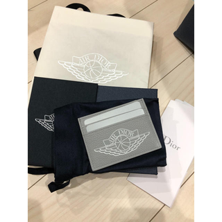 Christian Dior - Air Dior card holder case jordan カードケース