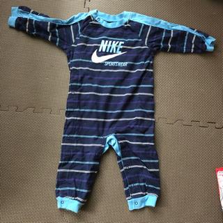 ナイキ(NIKE)のNIKE/カバーオール/乳児服/80cm(カバーオール)