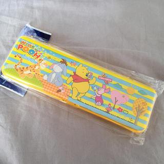 クマノプーサン(くまのプーさん)のディズニー くまのプーさん 筆箱 セット(ペンケース/筆箱)