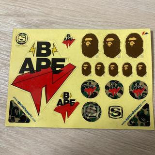 A BATHING APE - A bathingAPE presents(B)APETVステッカーSALE‼️