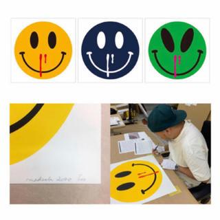 madsaki happiness overdose 3枚セット 村上隆 版画(版画)