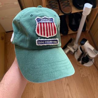 ラルフローレン(Ralph Lauren)の80.90s ラルフローレン CAP美品。(キャップ)