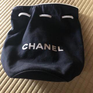 シャネル(CHANEL)のCHANEL巾着(ポーチ)