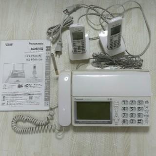 パナソニック(Panasonic)の中古品 パナソニック ファックス おたっくす(オフィス用品一般)